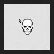 Pantallazo Skull Cursor