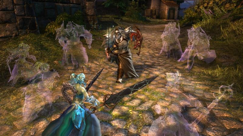 Pantallazo Guild Wars 2