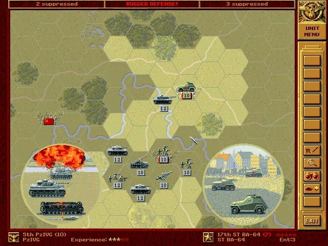 Pantallazo Panzer General