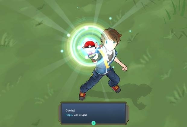 Pantallazo Pokemon: Generations