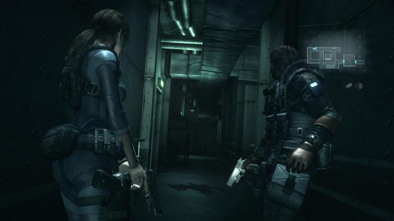 Pantallazo Resident Evil Revelations