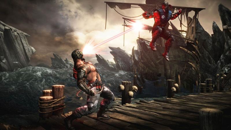 Pantallazo Mortal Kombat X