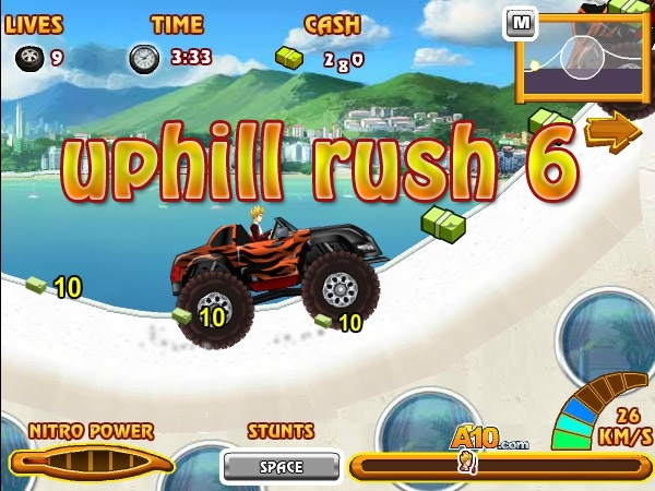 Pantallazo Uphill Rush 6