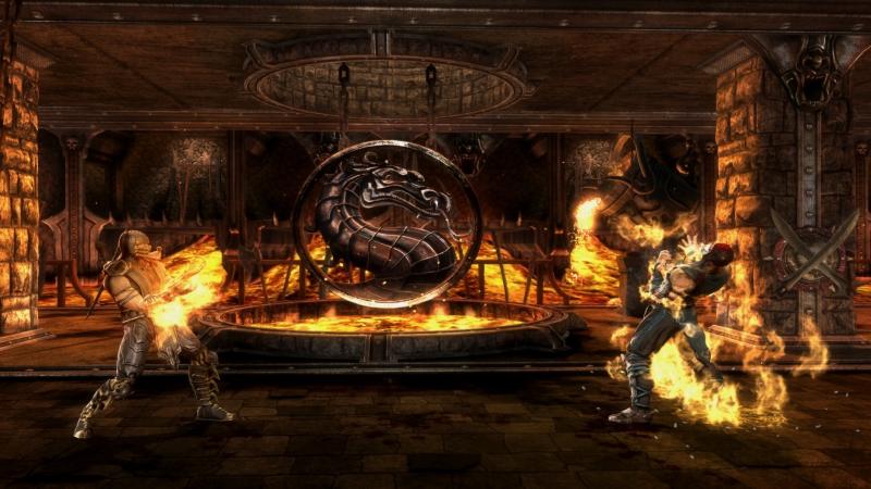 Pantallazo Mortal Kombat Komplete Edition