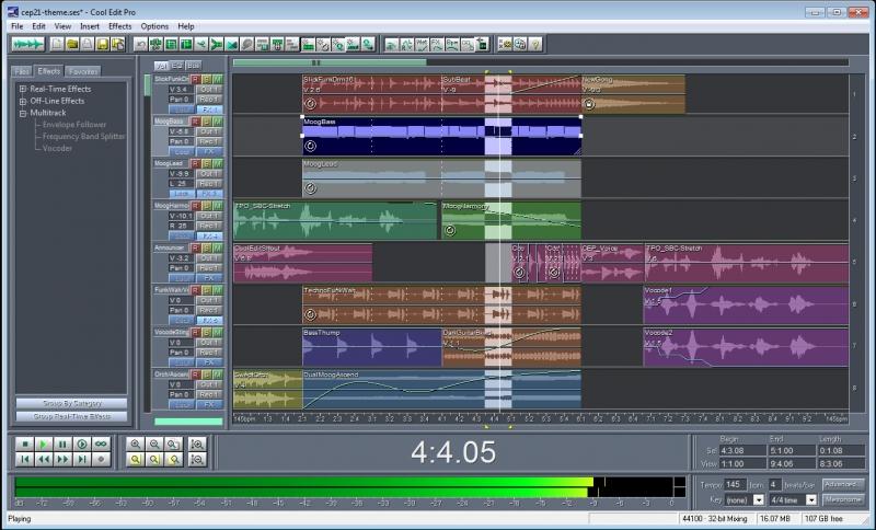 cool edit pro para mac