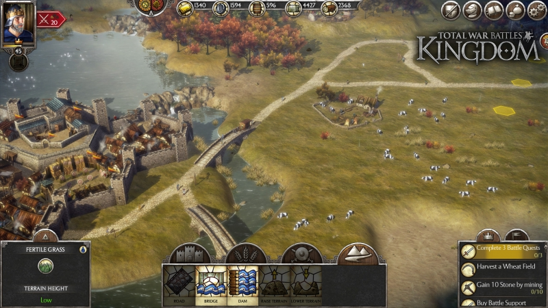 Pantallazo Total War Battles: KINGDOM