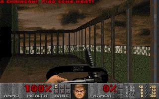 Pantallazo Doom 2