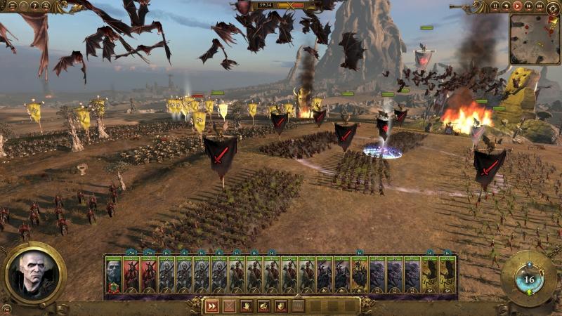 Pantallazo Total War: Warhammer
