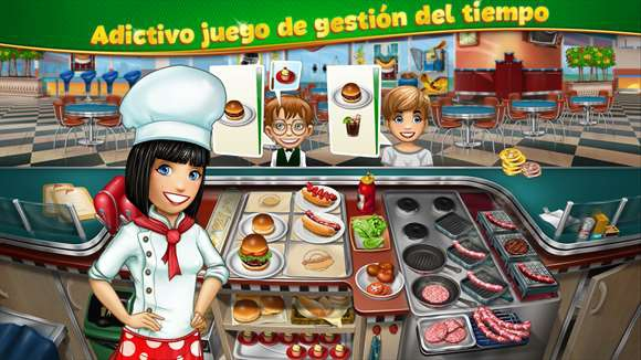 Pantallazo Cooking Fever