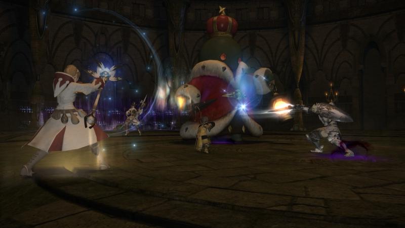 Pantallazo Final Fantasy XIV - A Realm Reborn