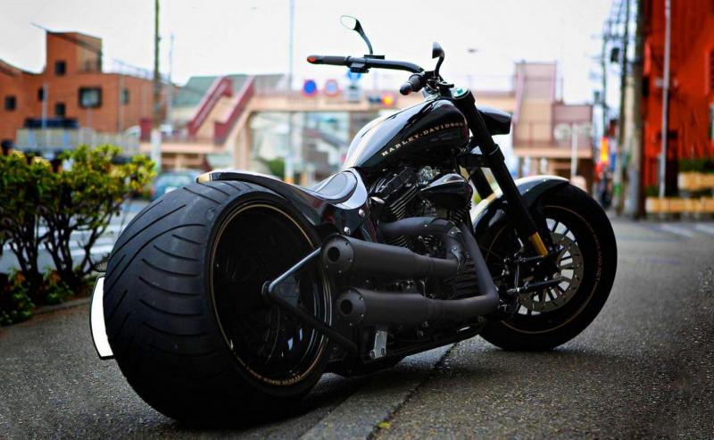 Pantallazo Harley Davidson Wallpaper