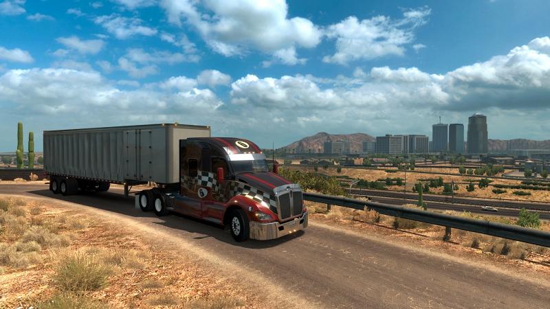 Pantallazo American Truck Simulator - Arizona