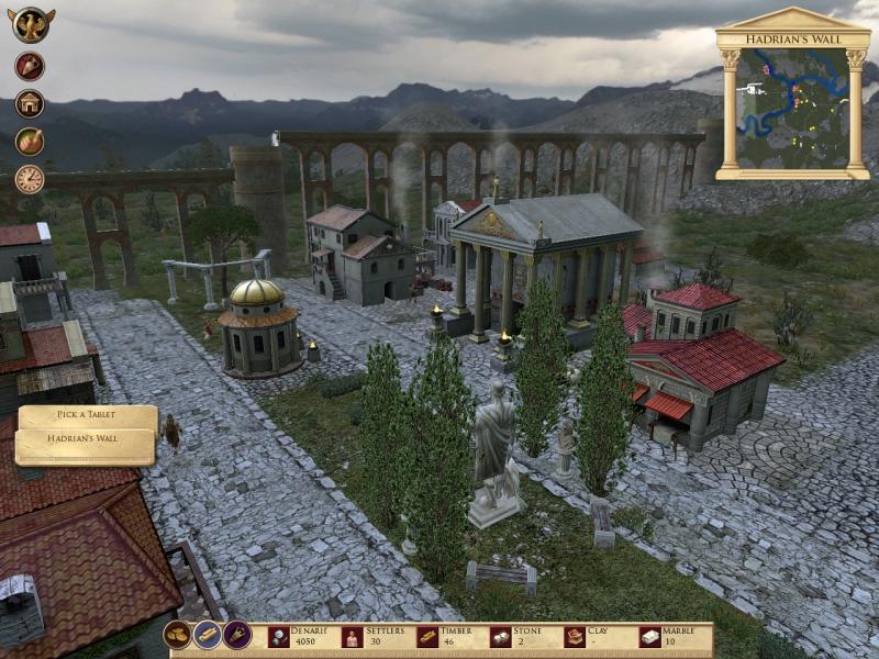 Pantallazo Imperium Romanum