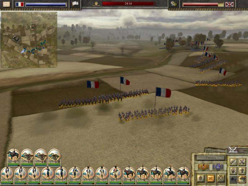 Pantallazo Imperial Glory