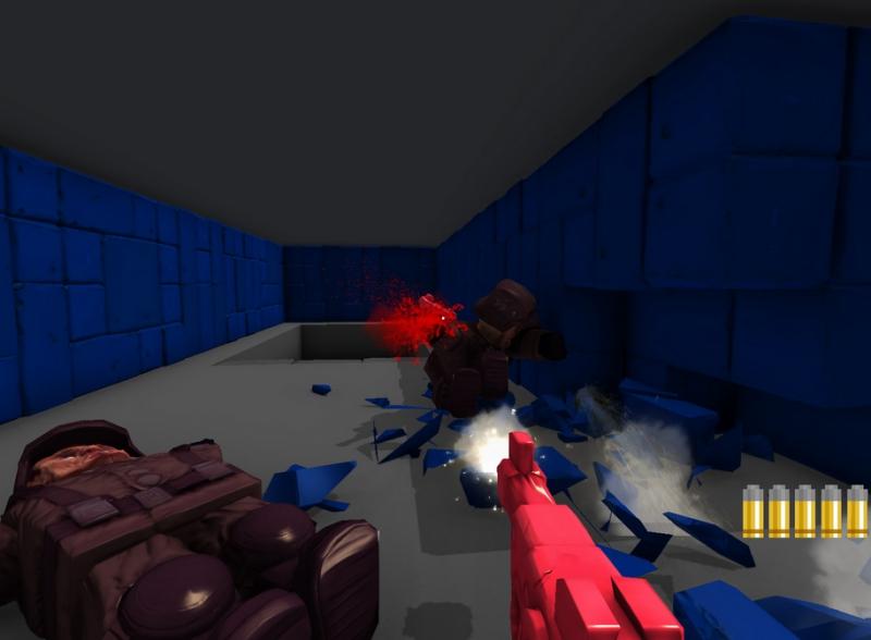 Pantallazo Super Wolfenstein HD