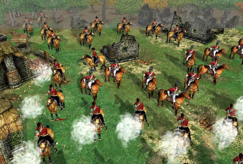 Pantallazo Empires: Dawn of the Modern World