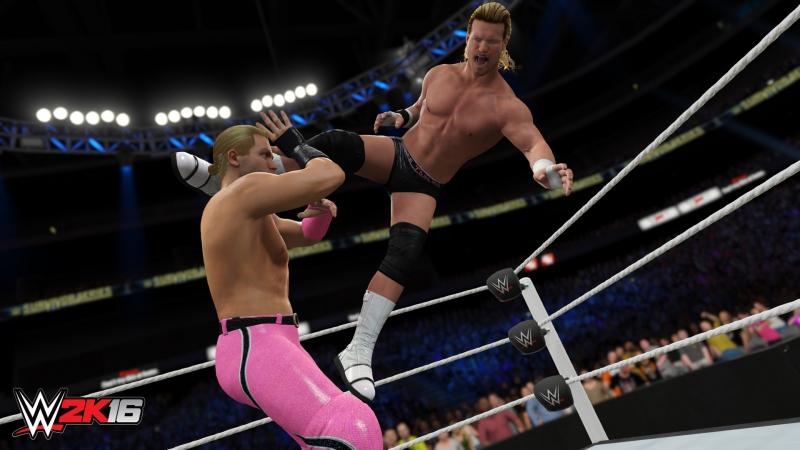 Pantallazo WWE 2K16
