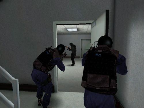 Pantallazo SWAT 3