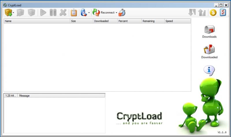 Pantallazo CryptLoad