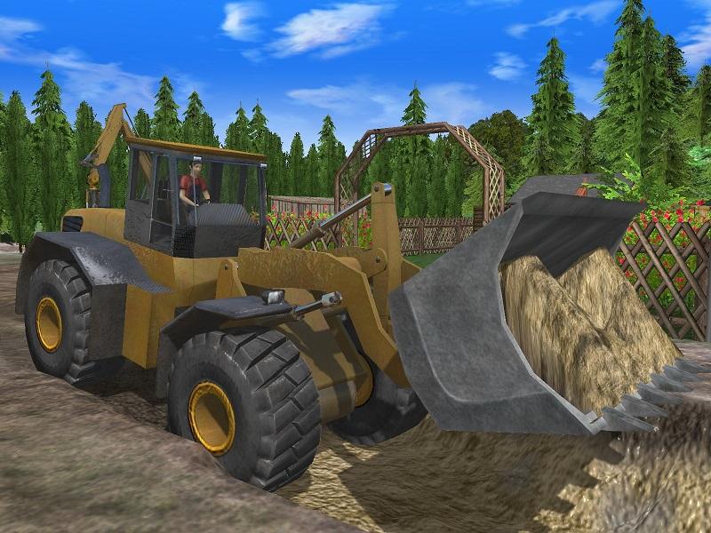 Pantallazo Bagger Simulator 2011