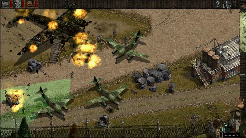 Pantallazo Commandos: Beyond the Call of Duty