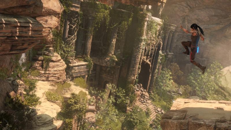 Pantallazo Rise of the Tomb Raider