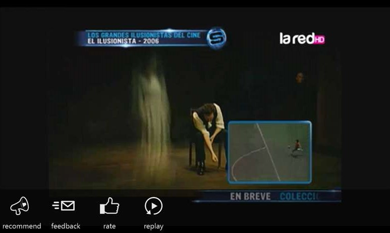 Pantallazo Spanish TV