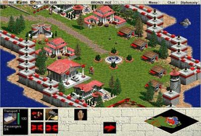 Pantallazo Age Of Empires