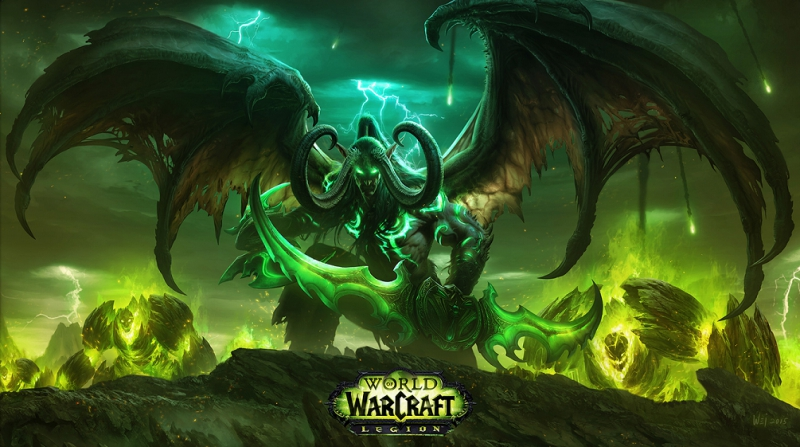 Pantallazo World of Warcraft: Legion