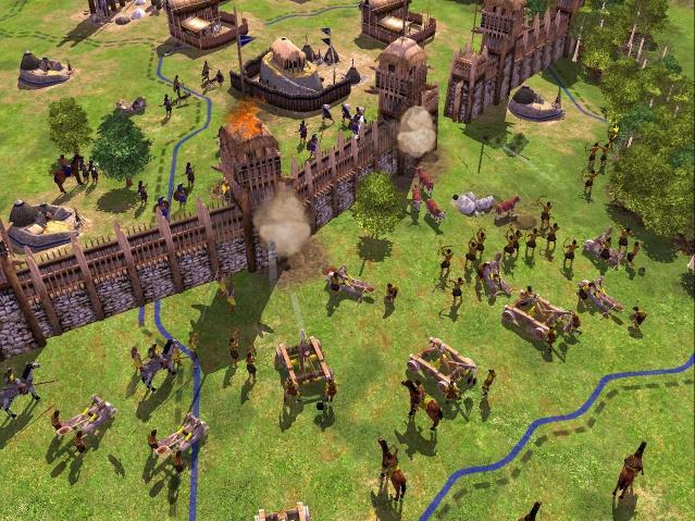 Pantallazo Empire Earth II