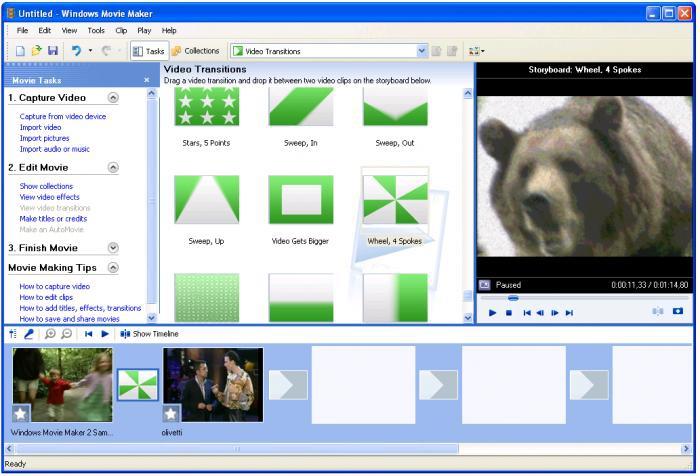 descargar programa windows live movie maker gratis en español