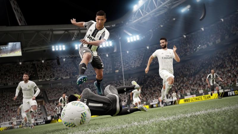 Pantallazo FIFA 17