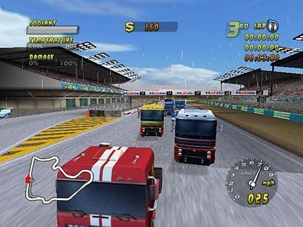 Pantallazo Rig Racer 2