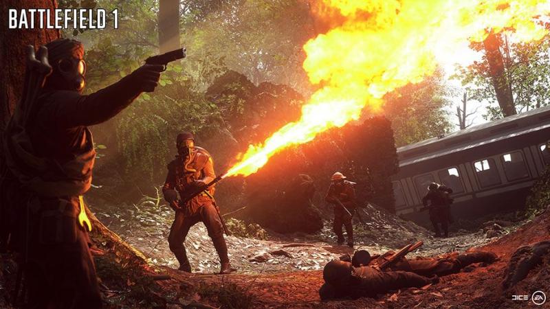 Pantallazo Battlefield 1