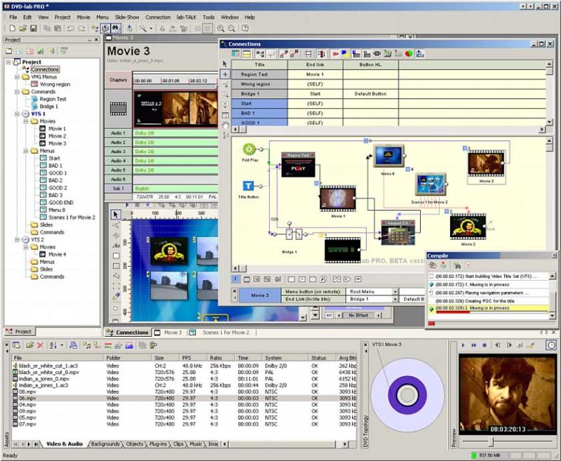 Pantallazo DVD-lab Pro