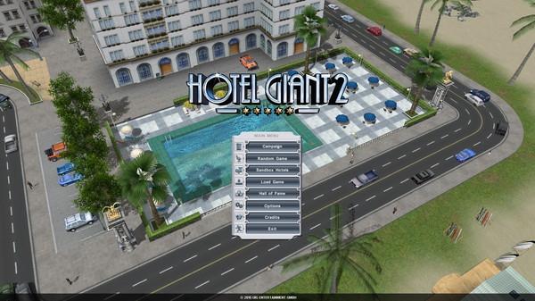 Pantallazo Hotel Giant 2