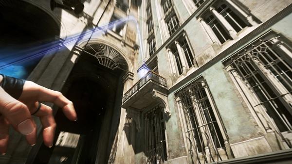 Pantallazo Dishonored 2