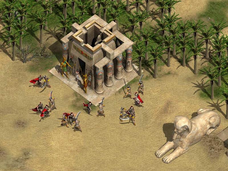 Pantallazo Imperium III
