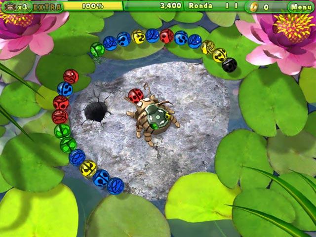 Pantallazo Tumblebugs 2
