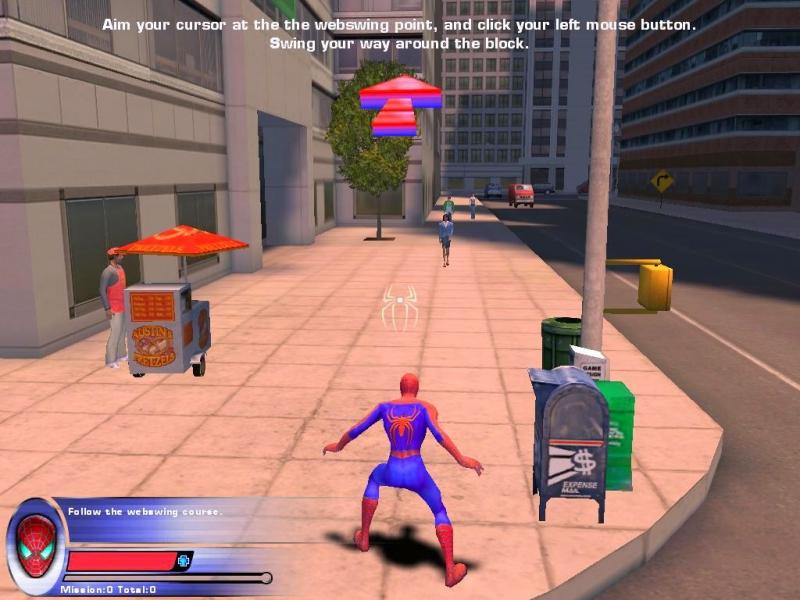 Pantallazo Spiderman 2