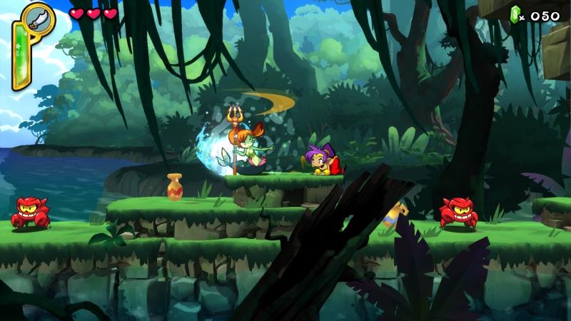 Pantallazo Shantae: Half-Genie Hero
