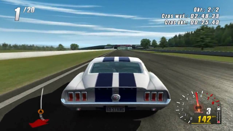 Pantallazo ToCA Race Driver 2