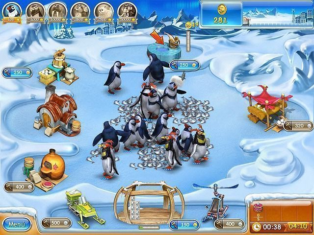 Pantallazo Farm Frenzy 3: Ice Age