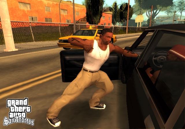 Pantallazo Grand Theft Auto: San Andreas