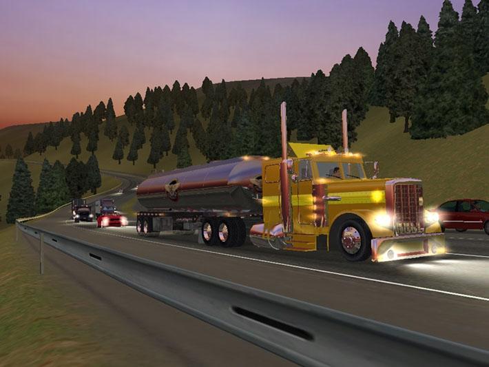 Pantallazo 18 Wheels of Steel Convoy