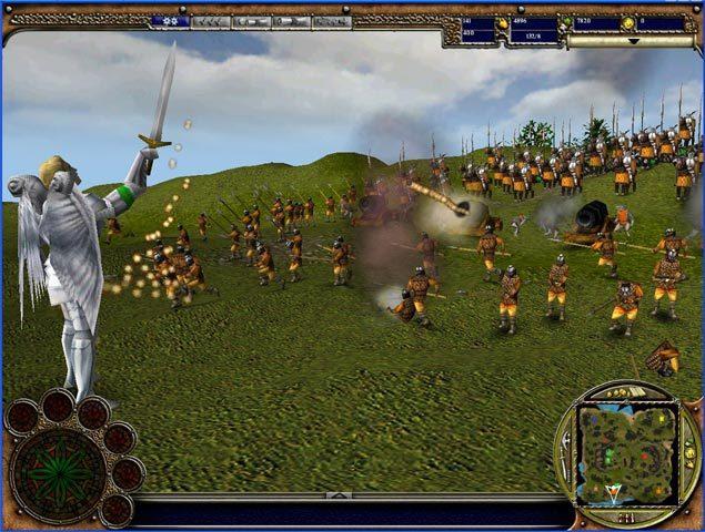 Pantallazo Warrior Kings
