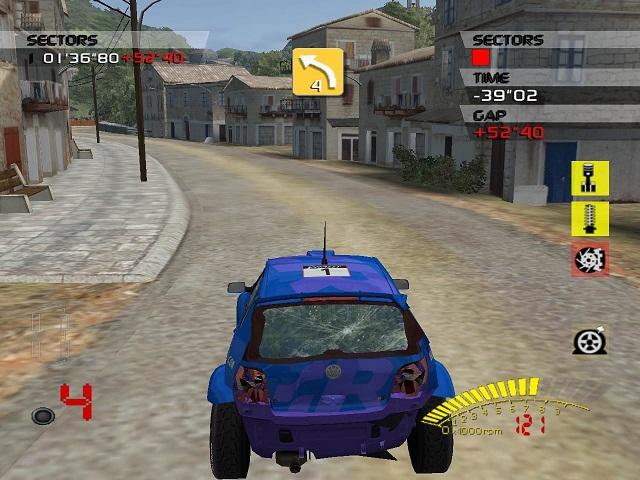 Pantallazo V-Rally 3