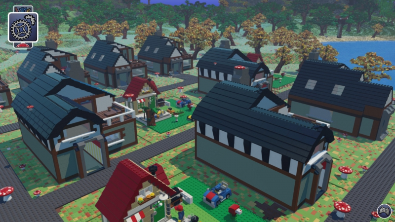 Pantallazo LEGO Worlds