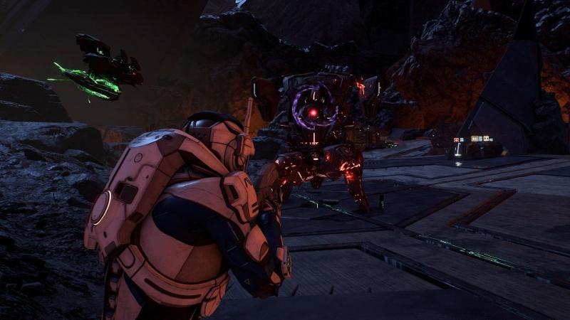 Pantallazo Mass Effect Andromeda