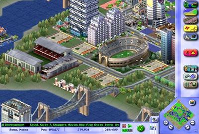 Pantallazo SimCity 3000